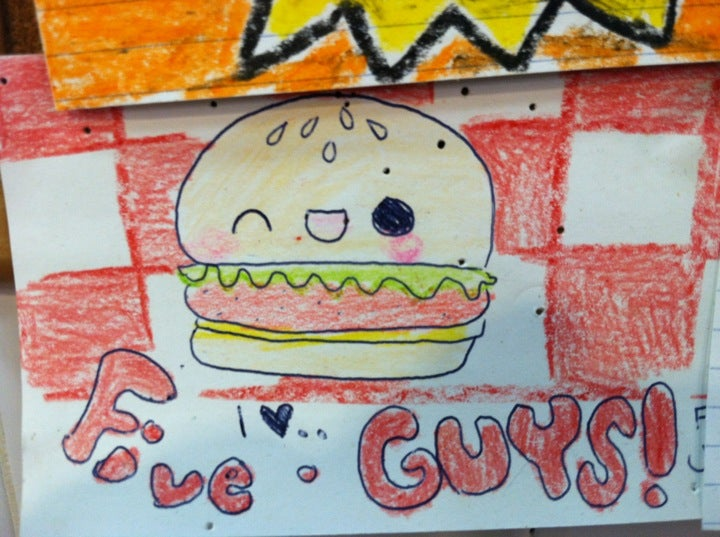 Five Guys 54 Route 17 N, East Rutherford