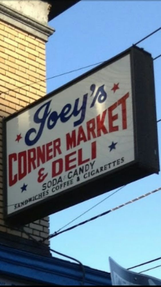 Joey's Corner 300 69th St, Guttenberg