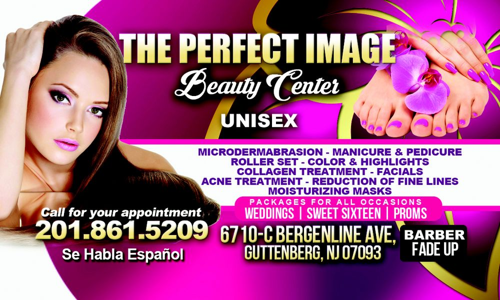 Perfect Image Beauty Center 6710 Bergenline Ave, Guttenberg