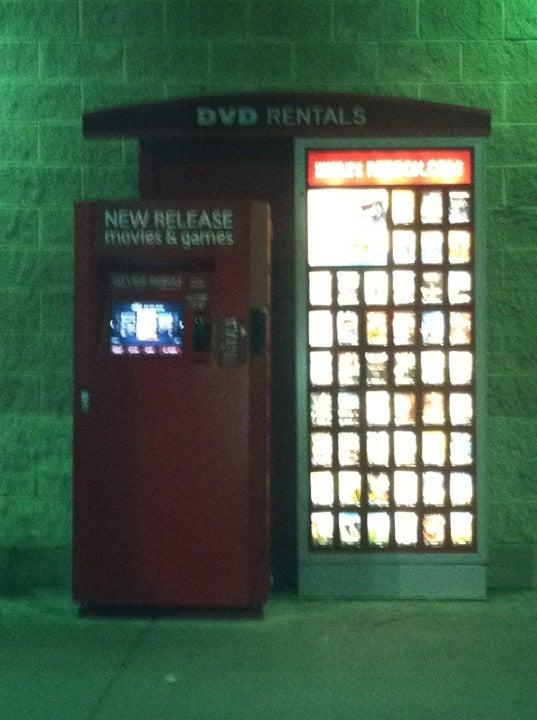 Redbox 540 New York Ave, Lyndhurst