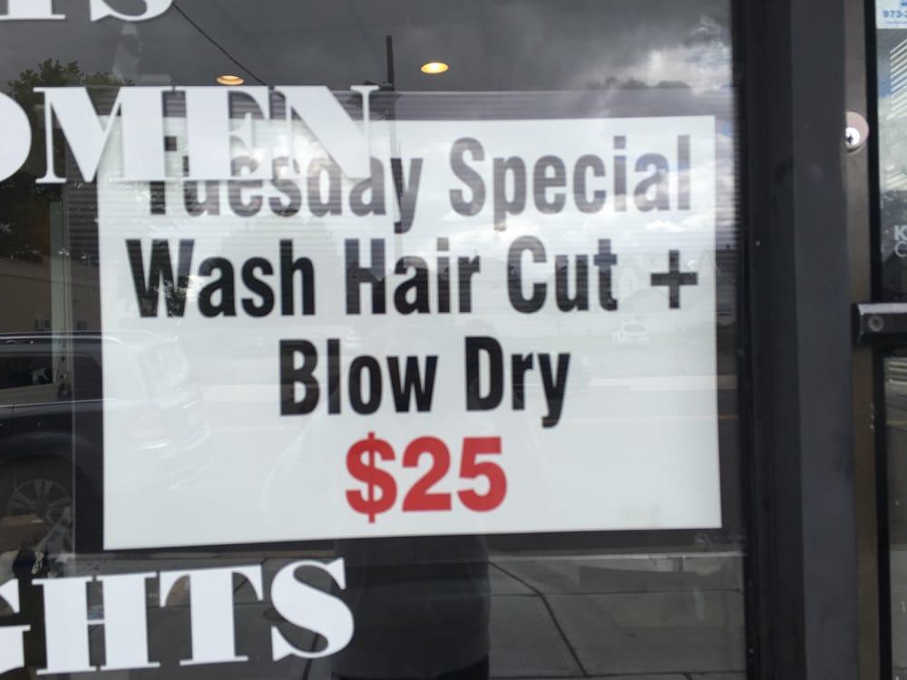 Mirela's Hair Salon 643 Ridge Rd, Lyndhurst