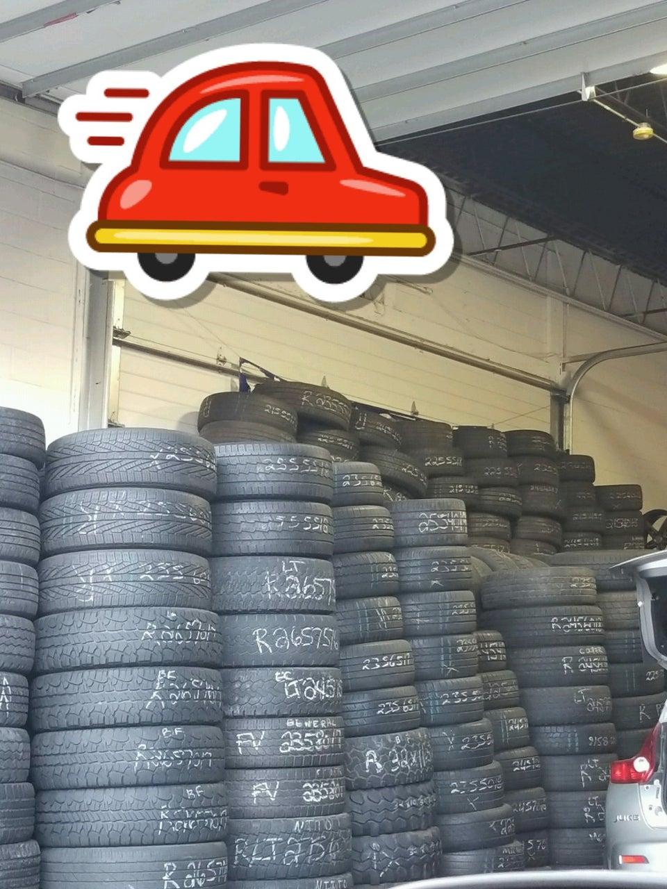 Eddie and Yoli's Tire Shop 267 Ridge Rd, Lyndhurst