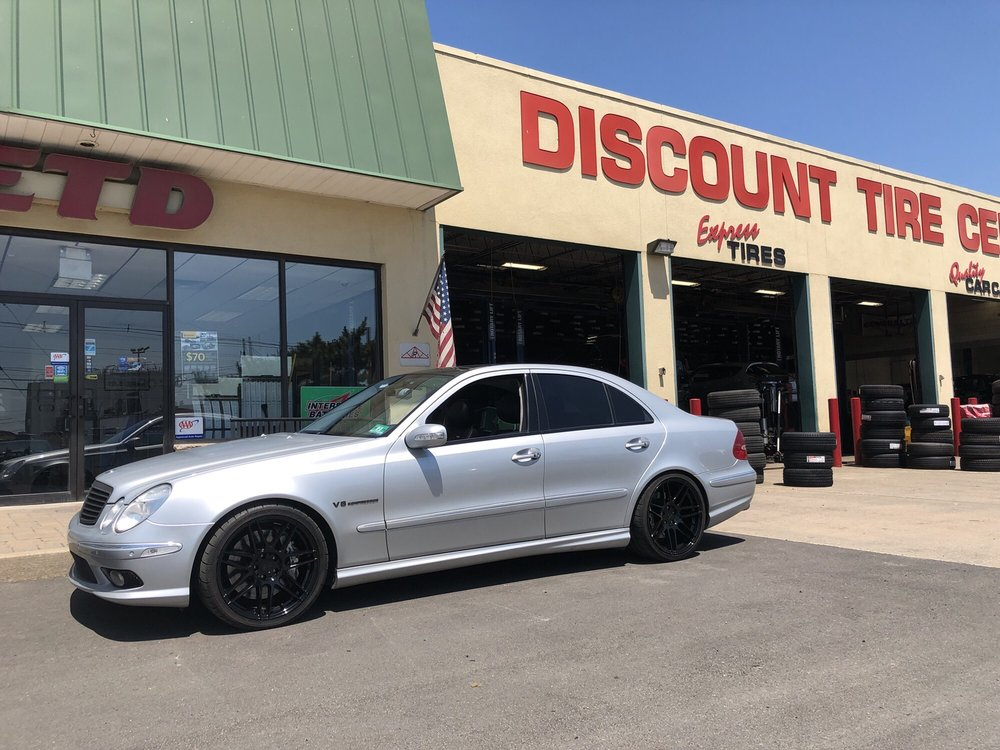 ETD Discount Tire Centers 757 Page Ave, Lyndhurst
