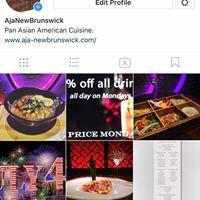 Aja Asian Cuisine & Lounge