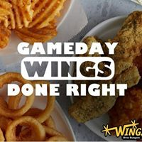 Wings over Rutgers
