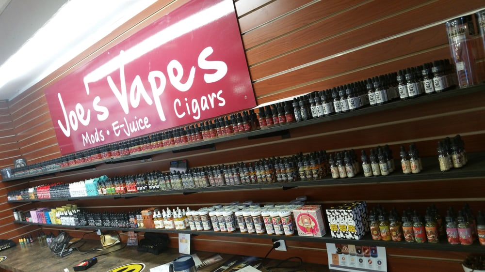 Joe's Wine and Spirits/Joe's Vapes 710 River Rd, New Milford