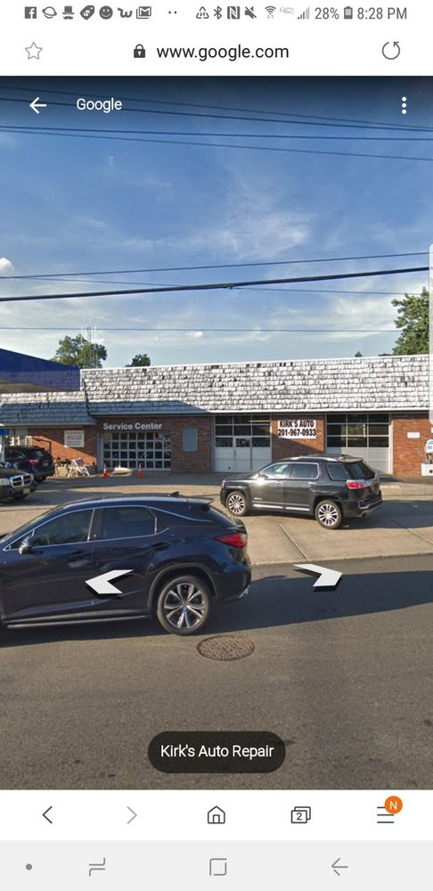 Kirk's Auto Repair 201 Henley Ave #2937, New Milford