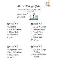 Pizza Village Cafe