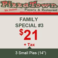 Pizza Town Pizzeria