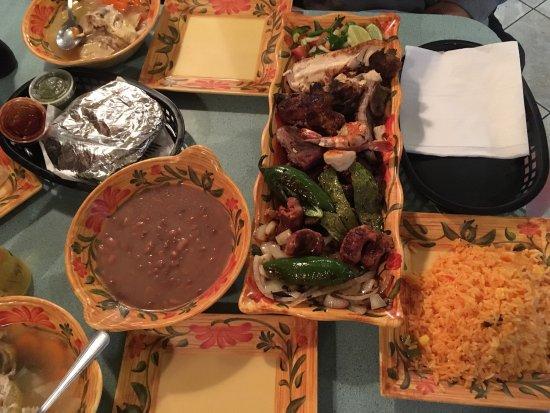 International Mexican Food