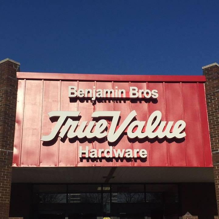 Benjamin Brothers True Value Hardware 121 N Summit St, Tenafly