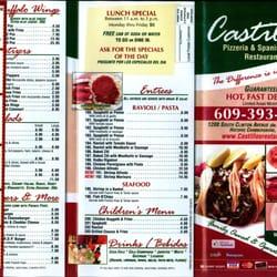 Castillo's Pizzería-Restaurant