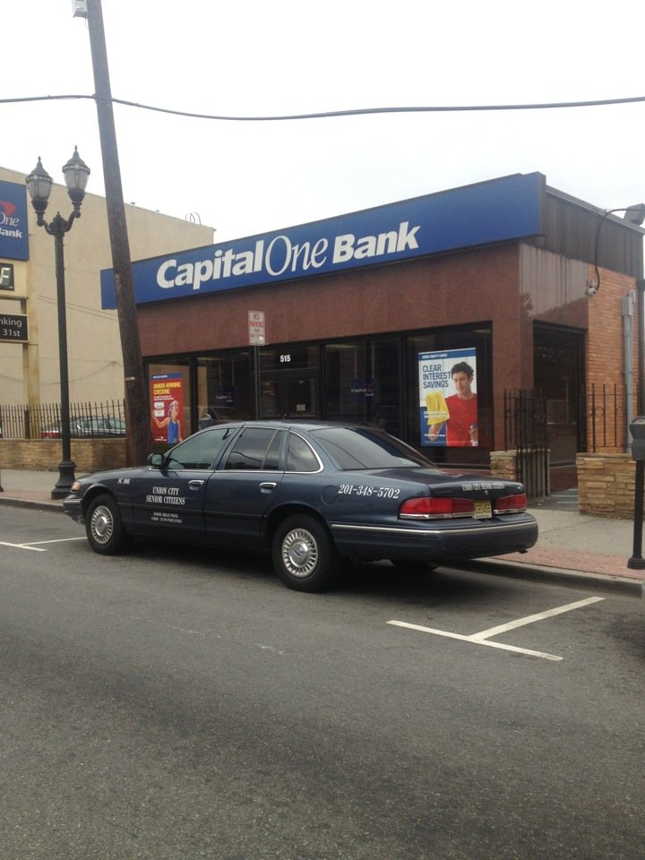 Capital One 3201 Bergenline Ave, Union City