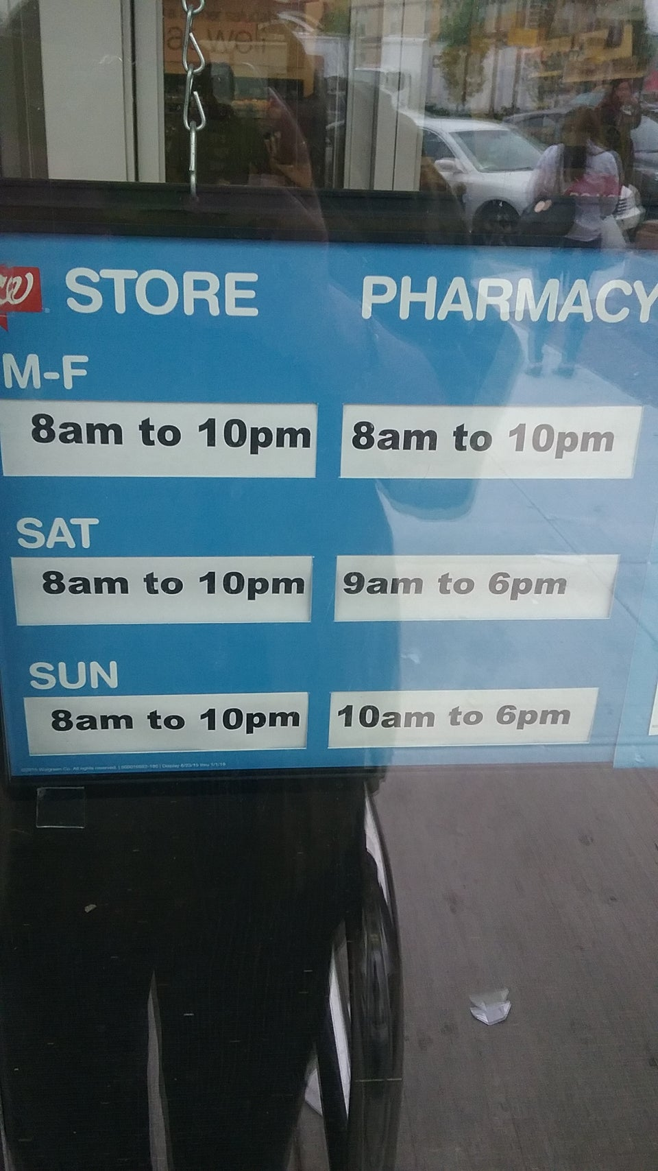 Walgreens Pharmacy Union City
