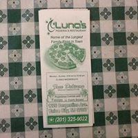 Luna's Pizzeria & Restaurant