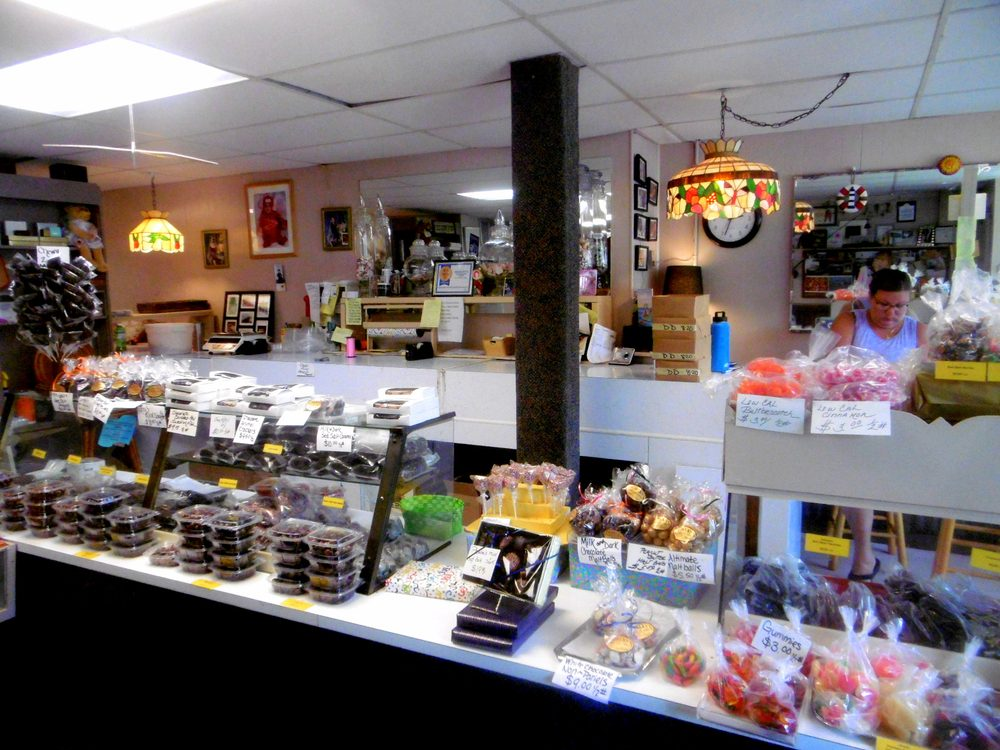 Jagielky's Homemade Candies 5115 Ventnor Ave, Ventnor City