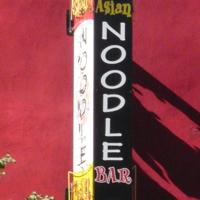 Asian Noodle Bar