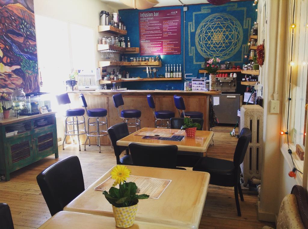 Apothecary Restaurant at Santa Fe Oxygen and Healing Bar