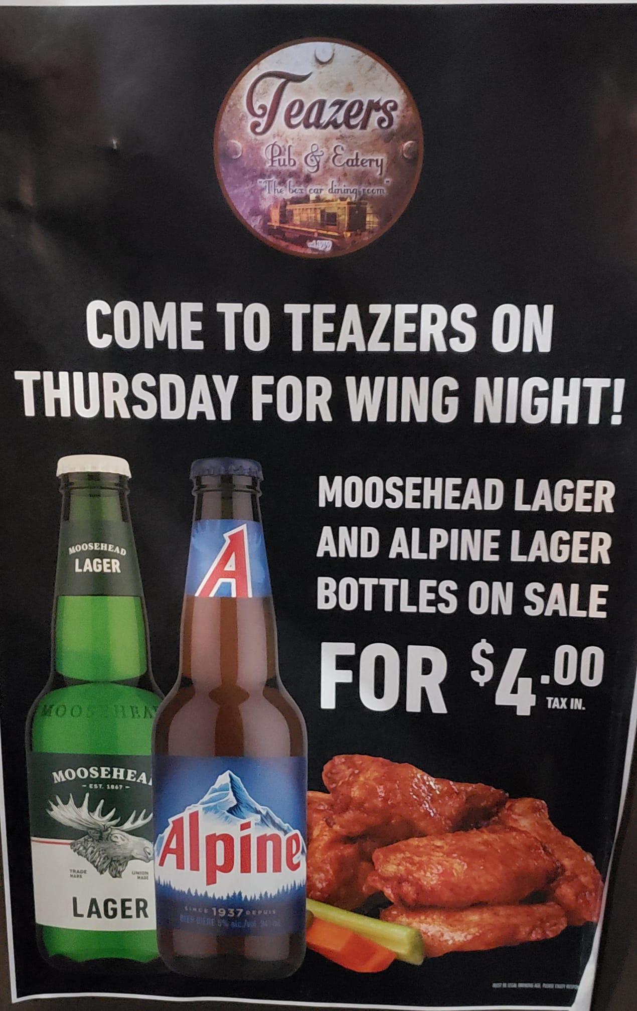 Teazer's Pub & Eatery 10 Gerard Ave, Amherst