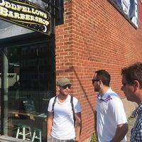 Oddfellows Barbershop