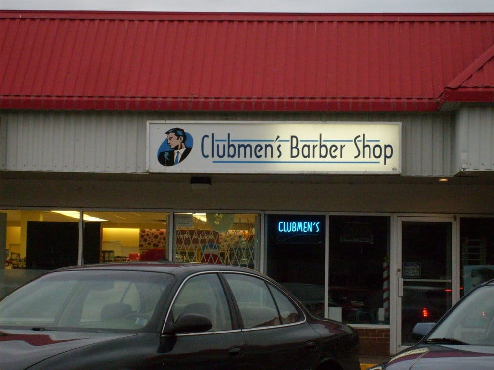 Clubmen's Barber Shop