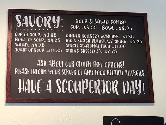 Scoups Ice Cream & Soup Bar