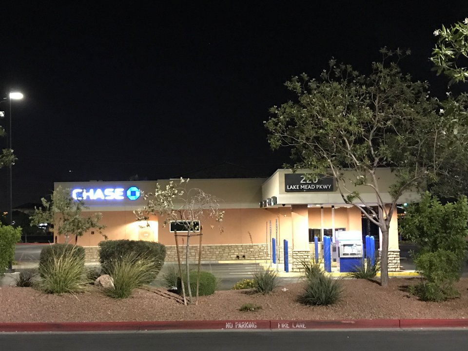 Chase Bank Henderson