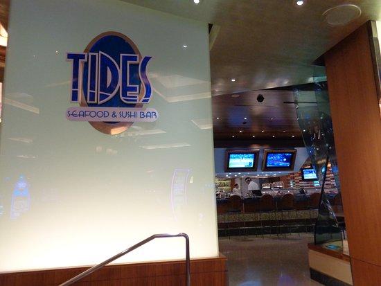 Tides Oyster Bar