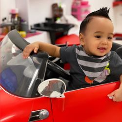 Fun Kutz kids hair salon