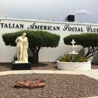 Italian American Club Restaurant
