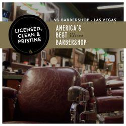 V's Barbershop - Vegas Suavecito