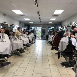 Olympian Barber Shop