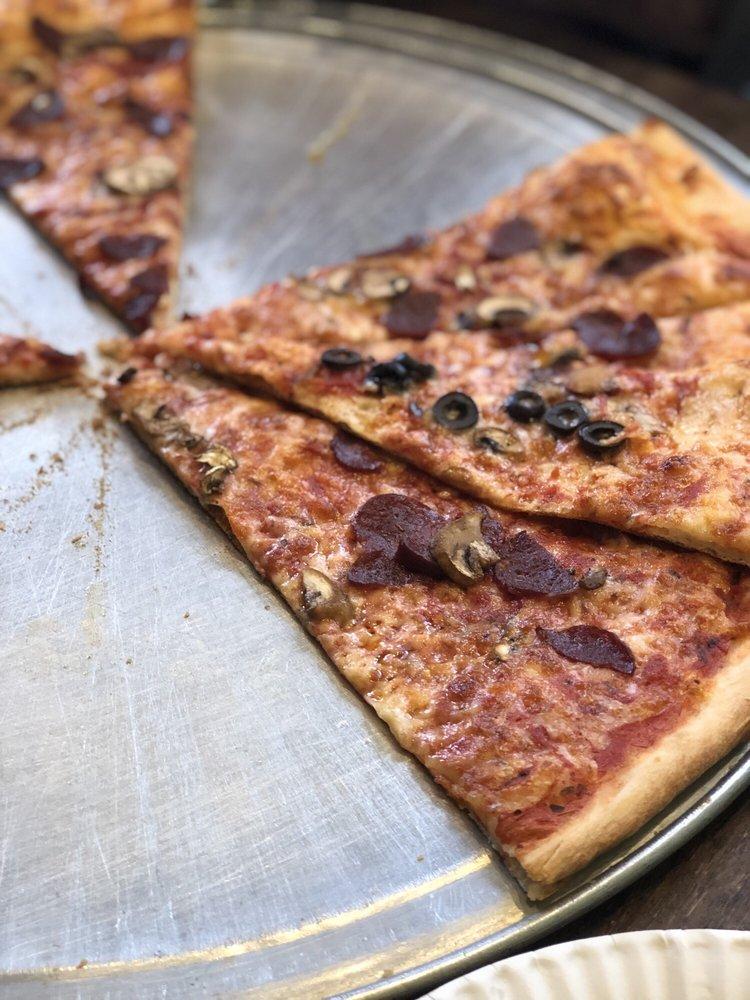 Noho Pizza 195 Lark St, Albany