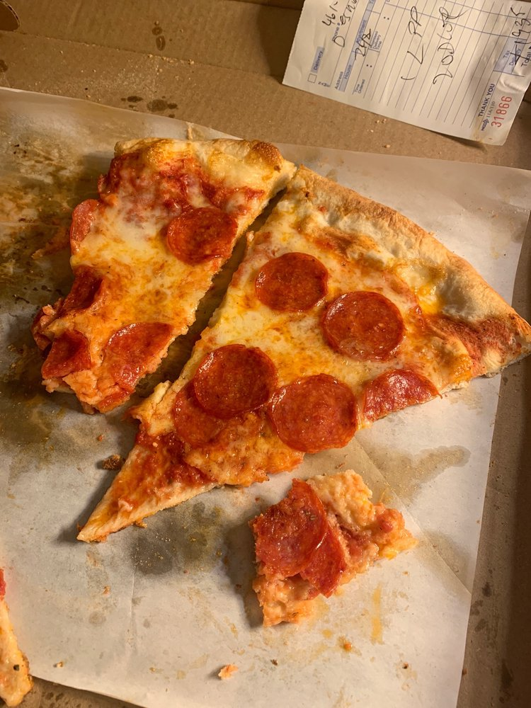 I Love New York Pizza 552 Central Ave, Albany