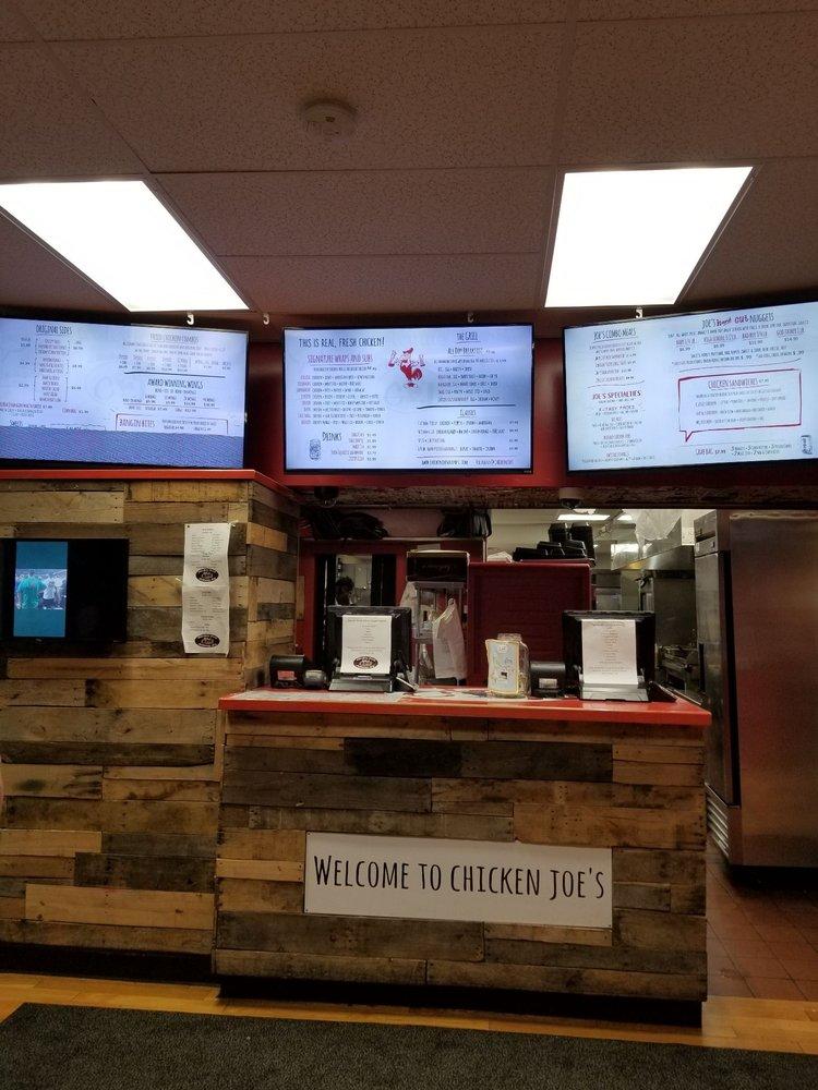 Chicken Joe's Albany 486 Yates St, Albany