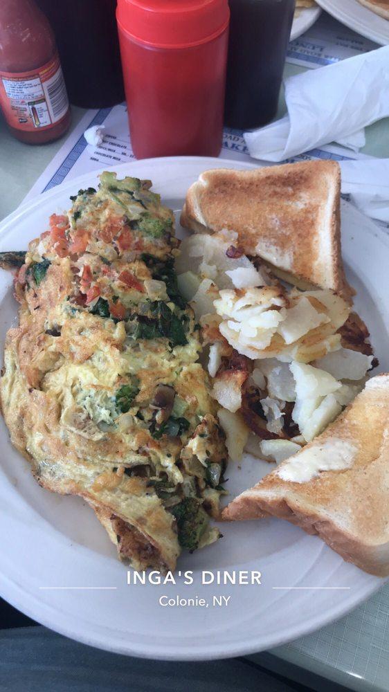 Inge's Diner 39 Fuller Rd, Albany