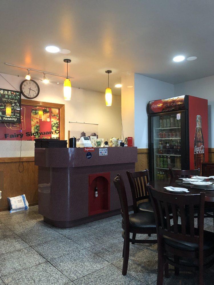 Fairy Sichuan Cuisine 俏花旦川菜馆 299 Central Ave, Albany