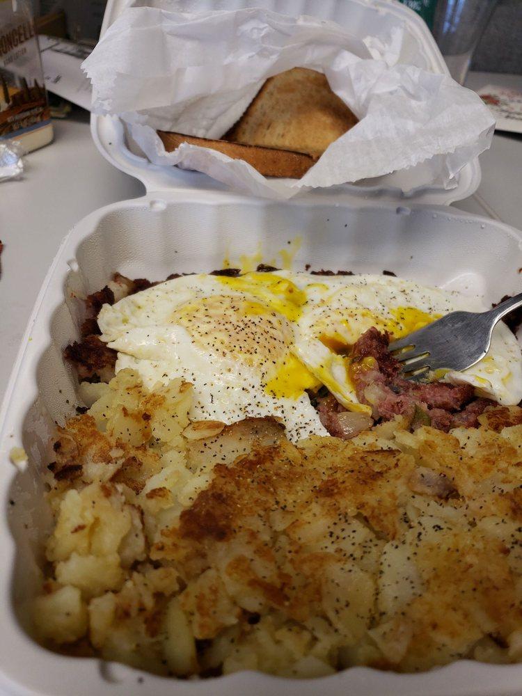 Jack's Diner II 144 Washington Ave, Albany