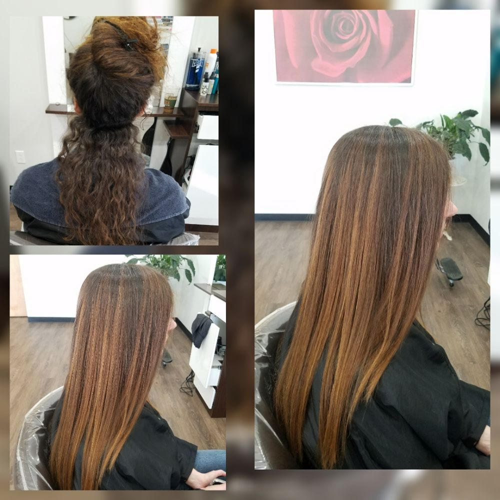 Heavenly hair and nails Inc. 501 N State Rd, Briarcliff Manor