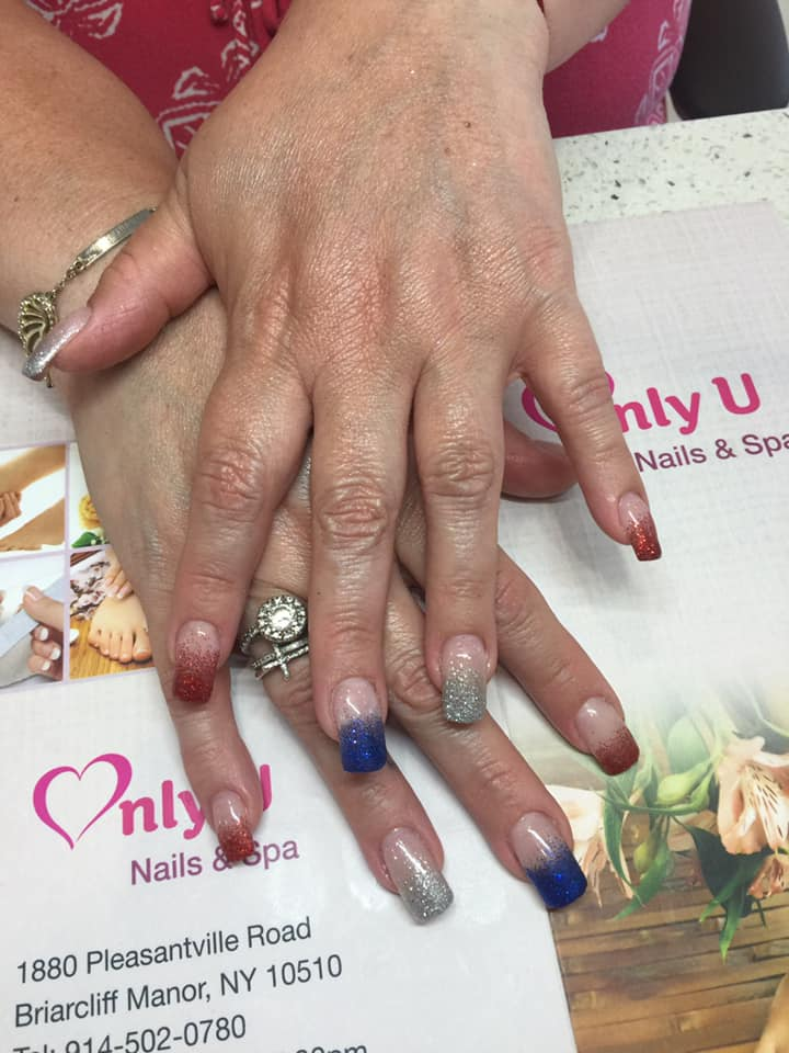 Only U Nail & Spa 1880 Pleasantville Rd, Briarcliff Manor