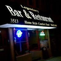 Legendary Bar & Grill