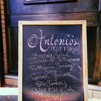 Antonio's Trattoria.