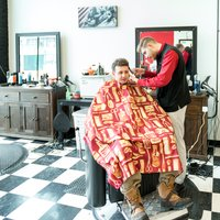The Salty Dog Barbershop