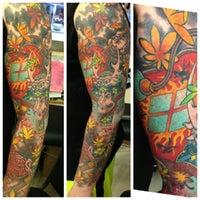 Hand Of Doom Tattoo