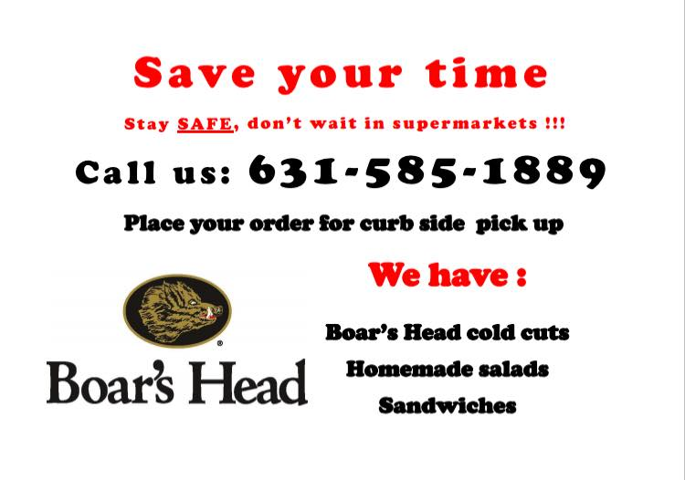 Centereach Ny Restaurants Open For Takeout Curbside Service And