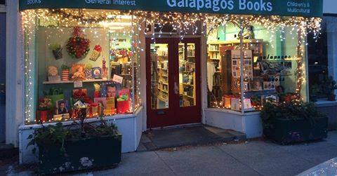 Galapagos Books 22 Main St, Hastings-On-Hudson