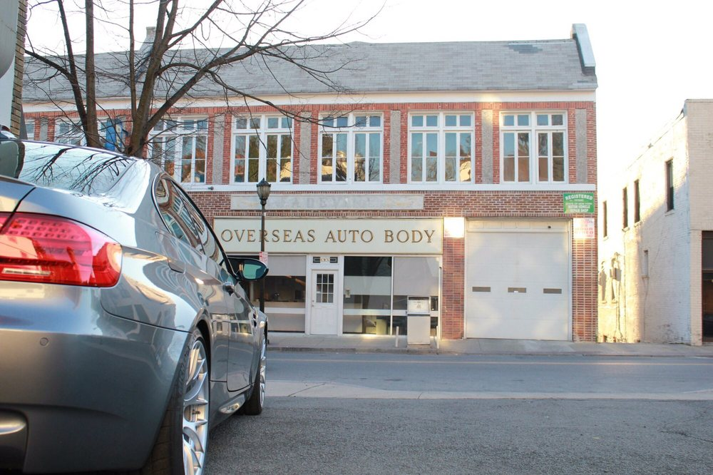 Overseas Autobody 595 Warburton Ave #2, Hastings-On-Hudson