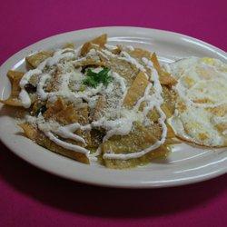 Los Almuerzos Mexicanos