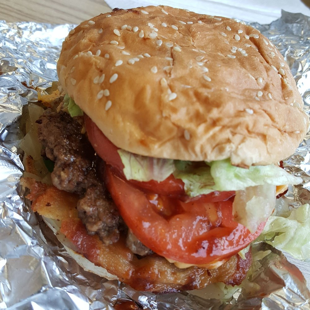 Five Guys 1202 Ulster Ave, Kingston