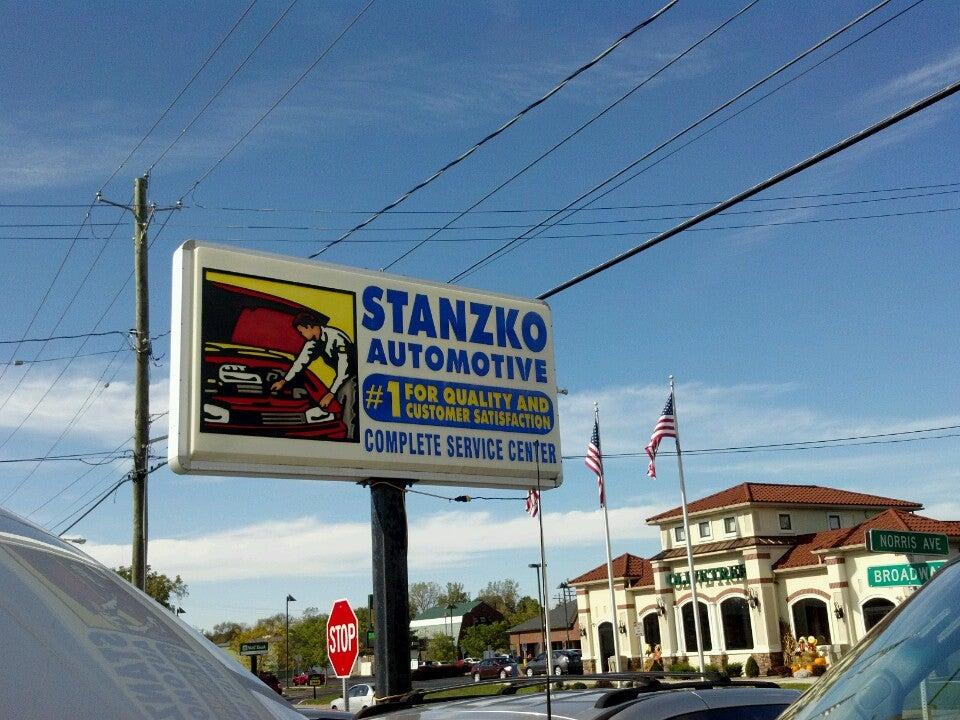 Stanzko Automotive 2007, 5247 Broadway, Lancaster